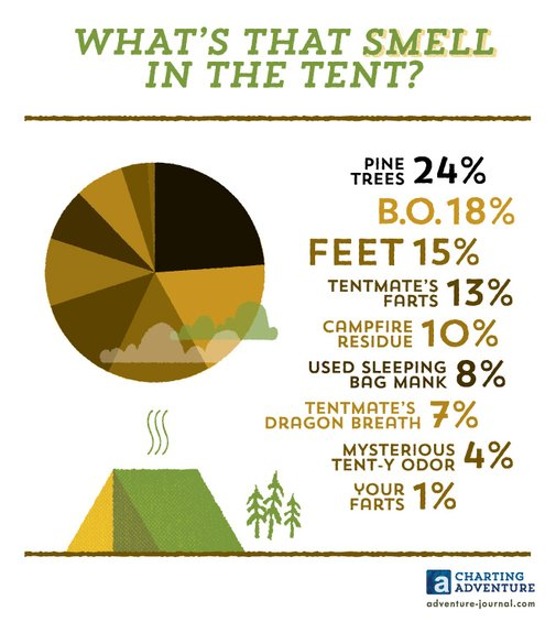 What's That Smell in the Tent?