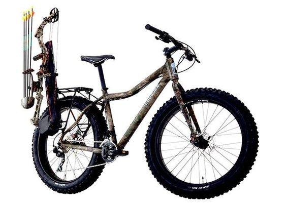 Cogburn Hunting Bike | Man of Many