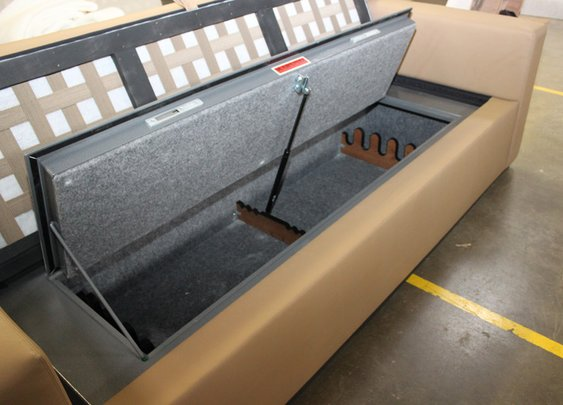 Couch Safe for Guns and Valuables