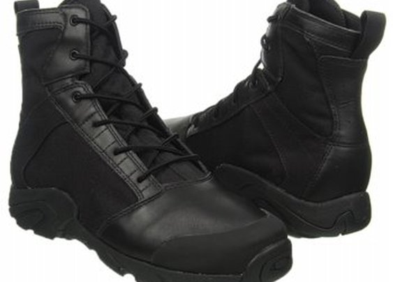 Men's Oakley  LSA Boot Terrain Black Shoes.com