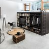 Living Cube Designed For a Tiny Basement Apartment | Inthralld