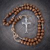 Desert Storm Rosary for Soldiers | CordBands
