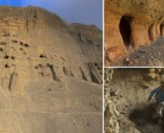 Mystery of the ancient caves in Nepal  | Mail Online