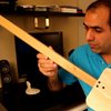 How NOT to Make an Electric Guitar (The Hazards of Electricity) - YouTube