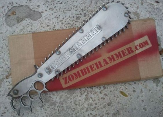 Which weapon would you use in a zombie apocalypse?