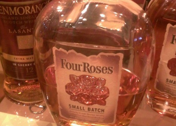 Four Roses Small Batch Bourbon | The Gentleman & Scholar