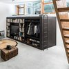 Living Cube —  Shoebox Dwelling | Finding comfort, style and dignity in small spaces
