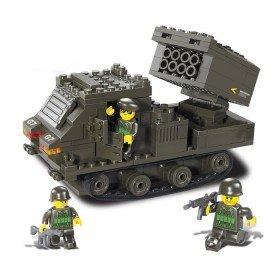 Army Rocket Tank - Military Lego SetLego Army Tank