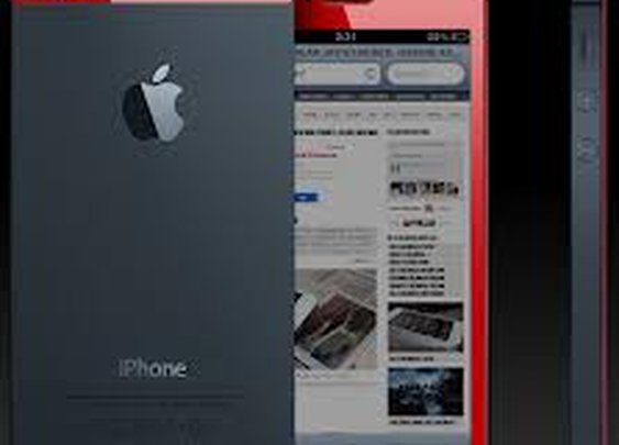 iPhone 5S Red ~ The Good Guys Corner