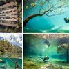 The park that disappears under water every year when snow melts from surrounding mountains