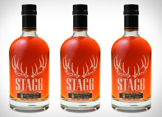 Buffalo Trace Stagg Jr. Bourbon | Uncrate