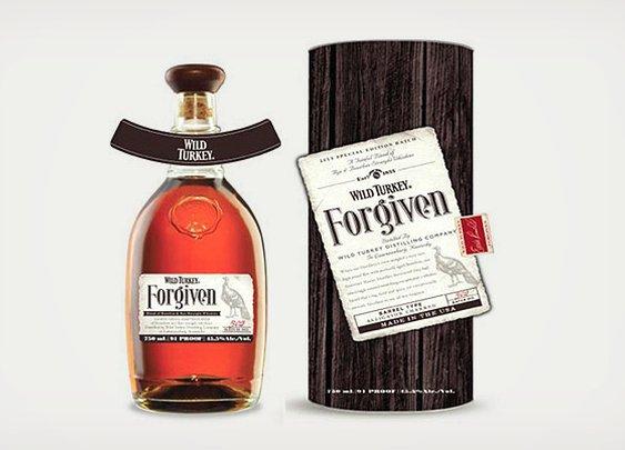 Wild Turkey Forgiven Whiskey Bourbon Mix