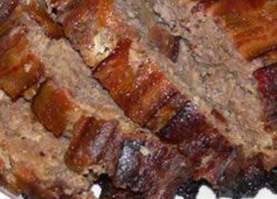 Basic Bacon Meatloaf