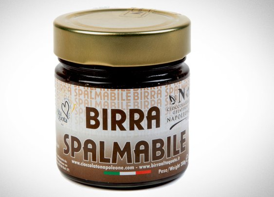 Spreadable Beer: Jelly Just Got Jacked