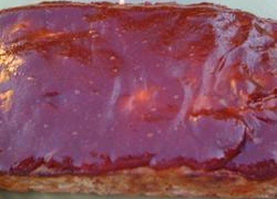 Chile-Beer Meatloaf
