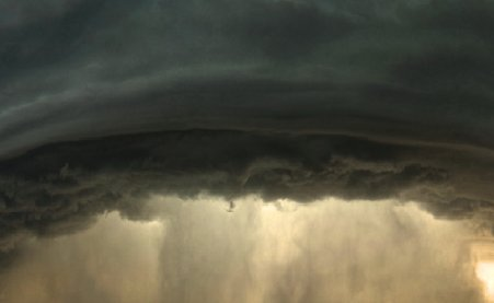 Enormous Supercell Cloud