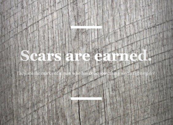 Earn Scars | Roaring Shepherd