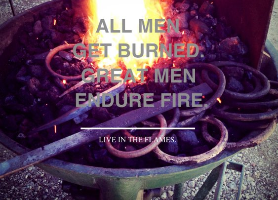 Endure Fire | Roaring Shepherd