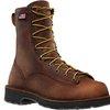 "Danner - Bull Run 8""  Steel Toe Brown Work Boots - Boots"