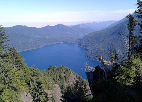 Urban Trailseeker: Hiking Trip Review: Pyramid Peak