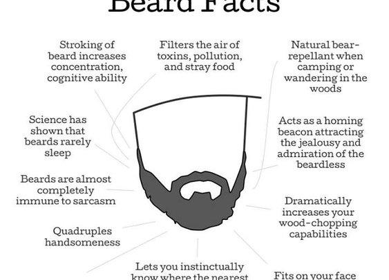 Beard Facts
