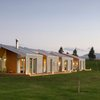 Modern Eco-Friendly Home Design in countryside New Zealand, Contemporary Green Home plans