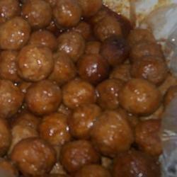 Staggering Jack Daniels(R) Meatballs