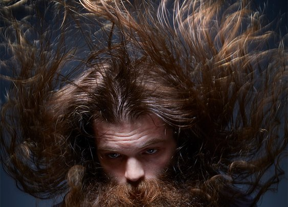Absurd Portraits from the National Beard & Mustache Championships by Greg Anderson | Colossal