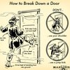 How To Break Down A Door : ITS Tactical