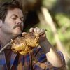 A Manly Day in the Life of Nick Offerman