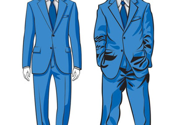 How Should a Suit Fit? Your Easy-to-Follow Visual Guide | The Art of Manliness
