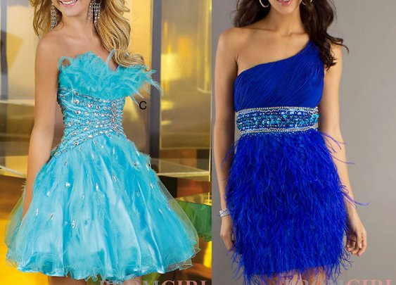 Homecoming Dress Trends For 2013