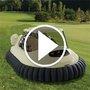 The Golf Cart Hovercraft - Video