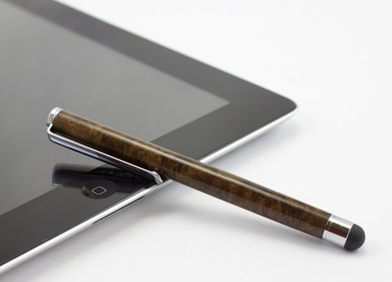 Cool Wood Stylus
