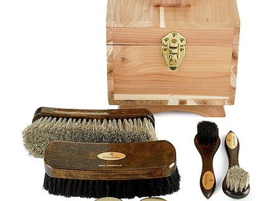 Cedar Shoe Valet - Brooks Brothers