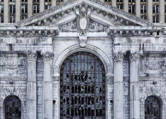 The Ruins of Detroit // Philip Jarmain