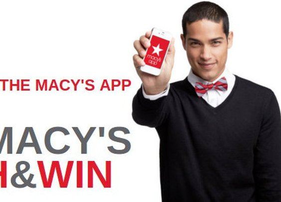 Macy's Match & Win Instant Win Game!