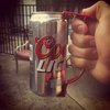Attachable Beer Can Handles turn your can into a mug