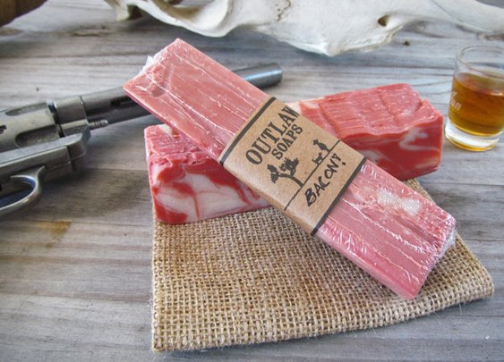 Bacon Soap | Uncrate