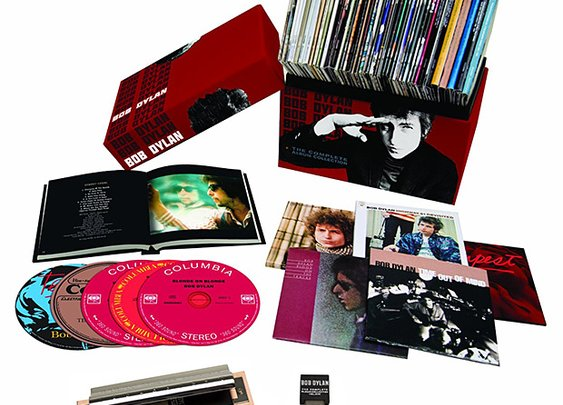 Bob Dylan: The Complete Album Collection Volume 1