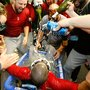 An Ice-Cold Bath - 2013 Boston Red Sox -- Something To Celebrate - ESPN