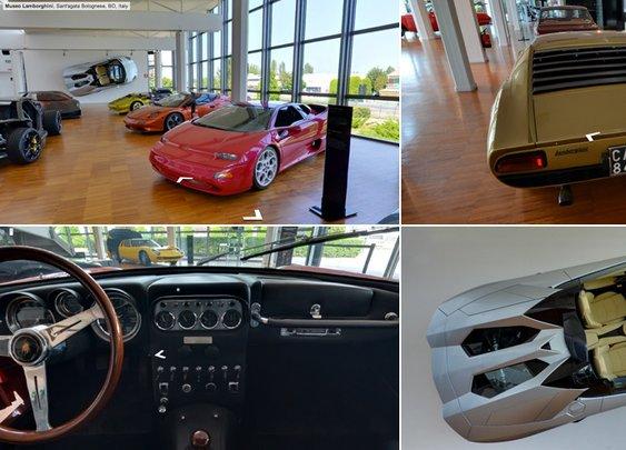 The Online Lamborghini Museum