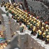 Mind-Blowing LEGO Recreation of LOTR's Helm's Deep Battle - My Modern Metropolis