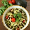 Lime, Black Bean, and Quinoa Salad - Cooking Quinoa