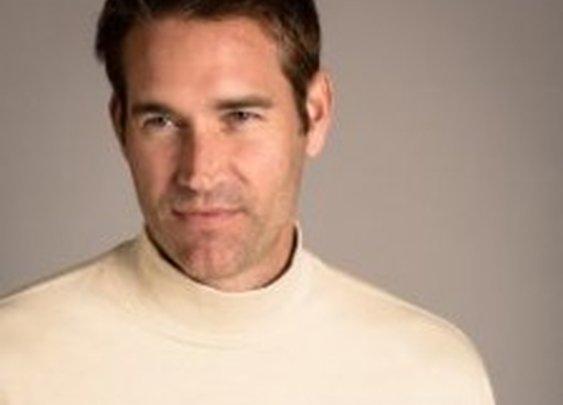 Men's Cotton Turtleneck Shirts: Rock the Mock | Natural Basix Quality Men's Casual Wear