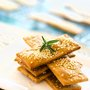 Quinoa Chickpea Crackers - Cooking Quinoa