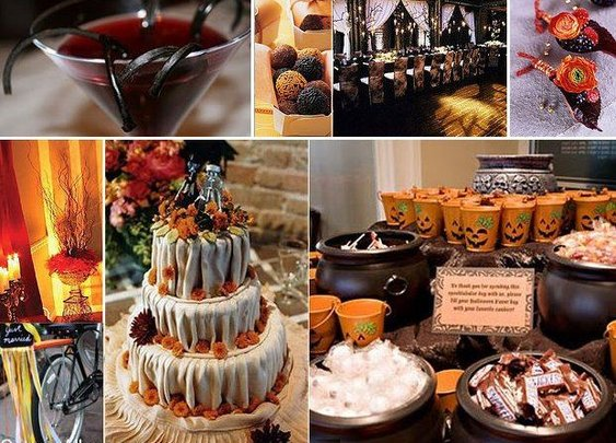 Impressive Ideas For Wedding Themes!