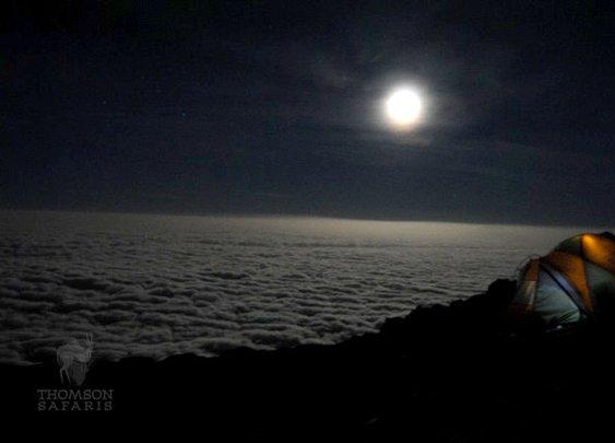 Tips for Sleeping Soundly on Kilimanjaro | Thomson Safaris