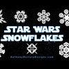 Star Wars Snowflakes 2013