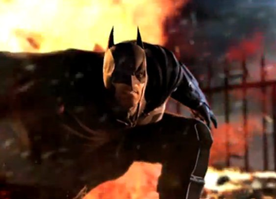 Batman Arkham Origins Gameplay